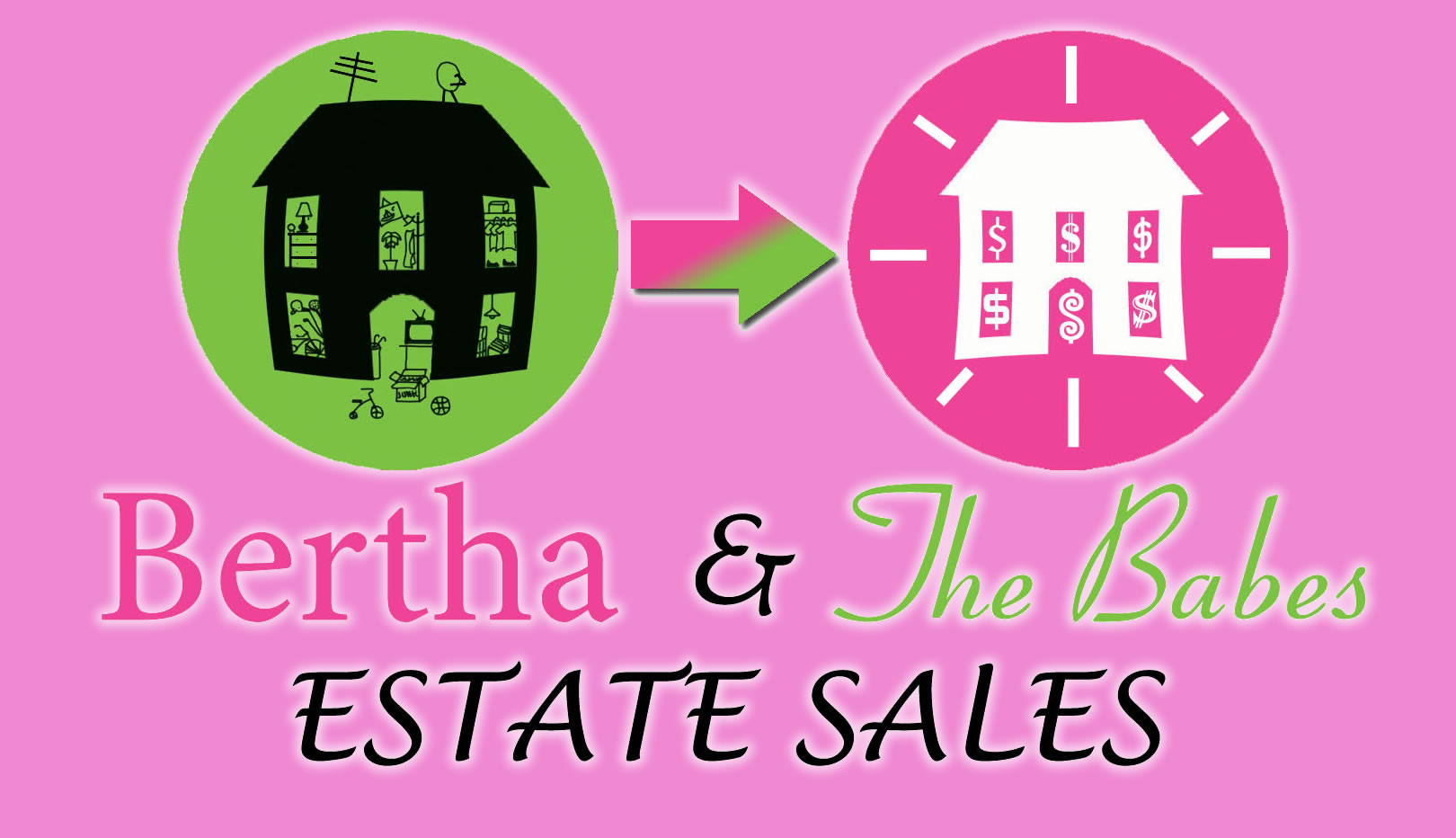 Bertha and the Babes Estate Sales